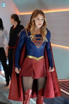 "Supergirl ""How Does She Do It?"" S1EP5"