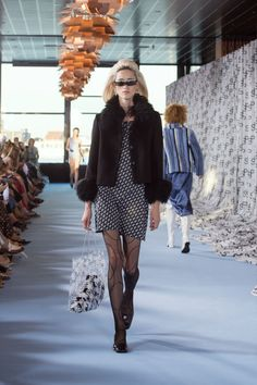 Saks Potts Copenhagen Spring 2018 Fashion Show Collection