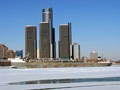Frozen in Detroit