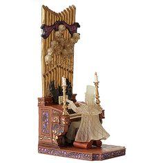 Disney Figurine - Haunted Mansion Organ Figurine by Jim Shore