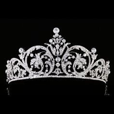 tiara é uma forma de coroa
