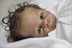 Reborn Doll KIT SCULPT Twins Buttercup & Poppy by Bonnie Brown - Nicky Creation