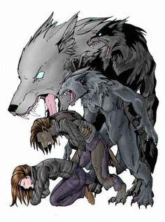 Female Monster, Character Art, Werewolf Drawing, Shapeshifter, Fantasy Art, Canine Art, Lycanthrope, Fantasy Creatures, Dark Fantasy Art