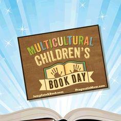 Multicultural Children's Book Day #MCKlitDay