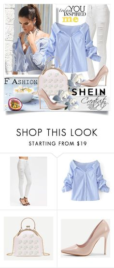 """SHEIN 9/10"" by creativity30 ❤ liked on Polyvore featuring shein"
