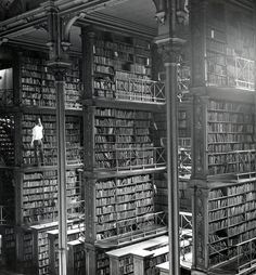 Public Library of Cincinnati, 1920s