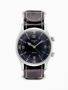Longines Compressor Watch