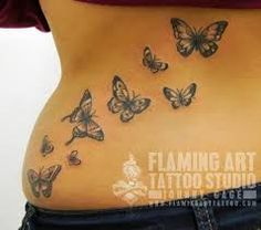 Image result for tattoo vlinder onderarm pols