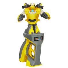 Boneco Transformers Battle Masters Autobot - Bumblebee - Hasbro