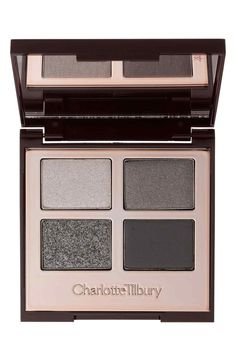 How to use the Charlotte Tilbury color-coded eyeshadow palette from day to evening to night.