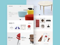 Interior is a multipurpose furniture store and interior design Template. Its build based on a Bootstrap grid system making it easier to customize and simple to use.