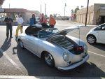 ev conversion on a Porsche 356 Speedster by Rev. Gadget