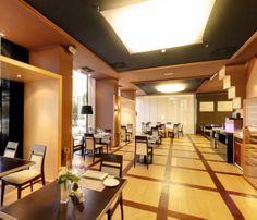 abba Madrid Hotel****S - Hotel in Madrid - Restaurant
