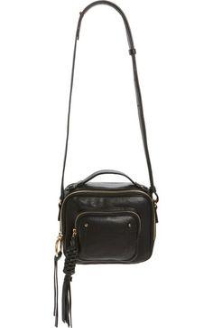 SEE BY CHLOÉ Patti Leather Crossbody Bag. #seebychloé #bags #shoulder bags #leather #crossbody #