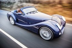 New Morgan Aero 8