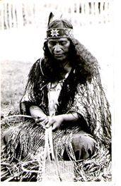 Tangata Whenua wahine o Aotearoa