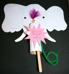 Classroom Freebies: Horton Hears A Who Writing Prompt Packet
