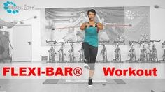 flexi bar workout - YouTube