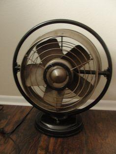 Kenmore Model 124.8066 2 speed Industrial Fan Works! by marketsquareus on Etsy