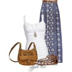 Faldas. Stylish Eve Outfits, Curvy Outfits, Dressy Outfits, Boho Outfits, Spring Outfits, Fashion Outfits, Fashion Trends, Fashion Guide, Fashionable Outfits
