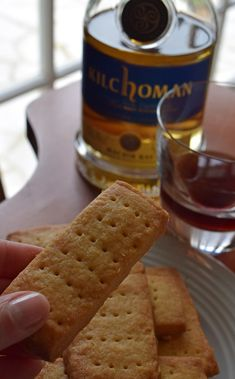 Shortbreads faciles Bread, Food, Scottish Recipes, Kitchens, Meals, Breads, Bakeries, Yemek, Patisserie