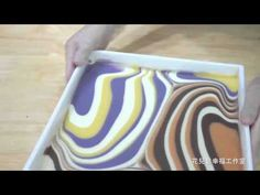Spinning Swirl Soap