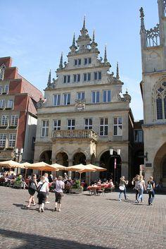 Munster, North Rhine-Westphalia, Germany