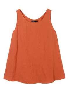L-5XL Casual Women Chinese Style Pure Color Sleeveless Tank Top