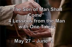 The Parable of the Talents: 4 Lessons from the Man with One Talent The Third Man, The Son Of Man, Parable Of The Talents, Bible Dictionary, Matthew 25, Hard Men, Stand By You, Do Not Fear, Olives