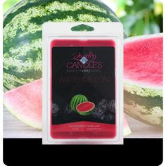 ♥ Life with a Southern Girl♥: Review: Jewelry in Candles Watermelon Wax Tarts