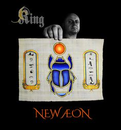 King (SVK) - New Æon (2018)