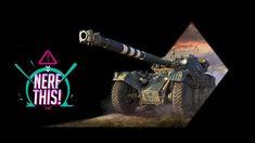 World of Tanks - Nerf This! World Of Tanks, Camera Phone, Nerf, Battle, Monster Trucks, Camera
