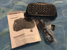 USEFUL INFORMATION YOU NEED TO KNOW BEFORE PURCHASING SIMPLE ACCESSORY: #DELI  http://www.beutytraderevue.net/deli-bluetooth-mini-wireless-chatpad-for-playstation-4/