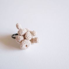 akke crochet ring