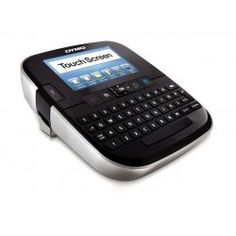 DYMO LabelManager 500 Touch Screen Label Printer - +Free Shipping #labels #dymo #orgainizer