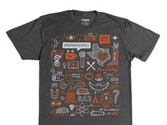 Creative Mornings Austin Shirt