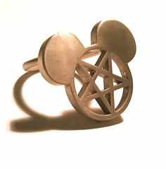 Mouse Ring unisex by blackandcold on Etsy, $32.00