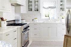 Kitchen renovation: Sophisticated formal design
