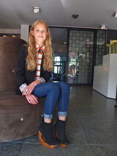 COPENHAGEN - fashion week ss13, bonus