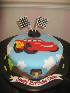 lightning mcqueen birthday cakes | Birthday Cakes