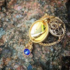 Gemstone Rings, Brooch, Gemstones, Jewelry, Fashion, Moda, Jewlery, Bijoux, Fashion Styles