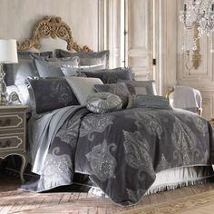 Waterford® Linens Kinsale Reversible Comforter - BedBathandBeyond.com $299.99