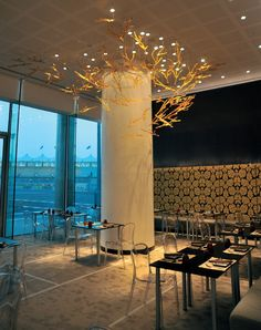 Preciosa Lighting - Yas Hotel