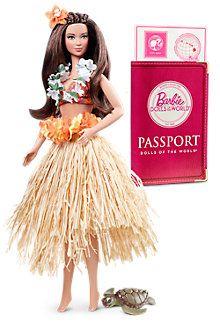 <em>Hawaii U.S.A.</em> Barbie® Doll