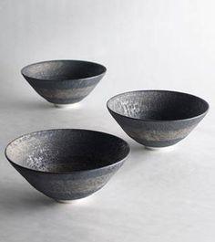 Toetsu Studio - silver bowls