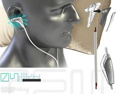 REM Headphones lets you listen to music in bed without ruining your headphones