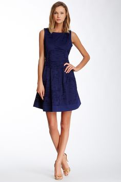 Sleeveless Pleat Dress by Marc New York on @nordstrom_rack