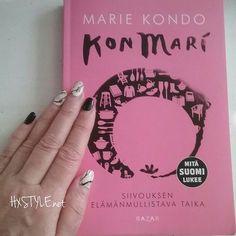 KULTTUURI. KIRJALLISUUS. KIRJAT. 5.4.2017 Minun Kotikirjasto Uusin, Menestys kirja, MARIE KONDO, KON MARI...Marie Kondo on Japanilainen järjestelyasiantuntija, konsultti yrittäjä ja Kirjailija. Kodin tavara järjestelmä ja Elämän hallinta opasta on myyty 2016, yli 6,5 milj. Kpl, 40 eri kielellä. Onneksi Olkoon, Huippu saavutus. TYKKÄSIN, ARVOSTELU Blogissa. @yle #kulttuuri #kirjallisuus #tilastot #ajankohtaista #kotimaa #maailma #koti #järjestelmä #menetelmä #siivous #tavarat #ilo #blogi…