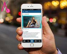 Acompanhe todas as novidades, lançamentos e curiosidades da Alvo da Moda em nosso Instagram! www.instagram.com/alvodamoda