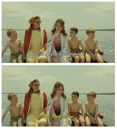 Moonrise Kingdom.